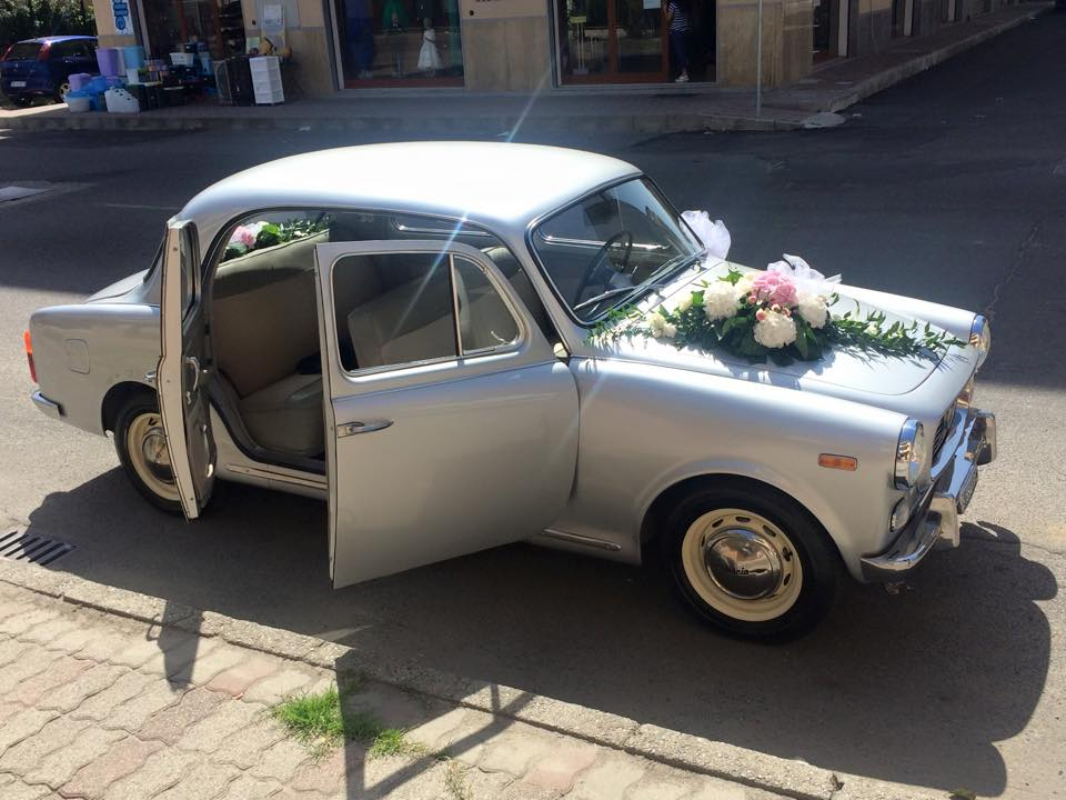 auto per matrimoni Calabria